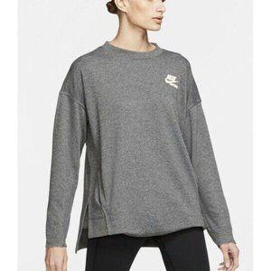 Nike Long-Sleeve Softball Crew Shirt